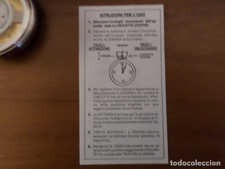 Relojes automáticos: RELOJ BOLSILLO CHINO - Foto 9 - 121386379