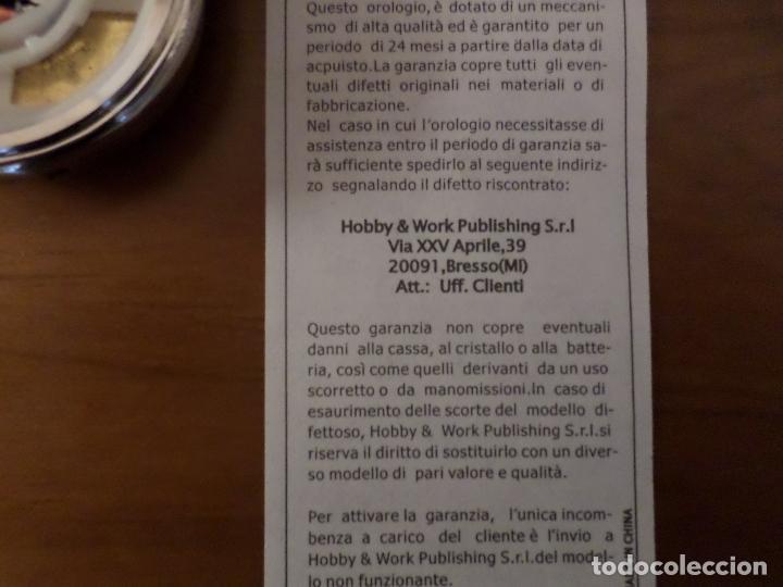 Relojes automáticos: RELOJ BOLSILLO CHINO - Foto 10 - 121386379