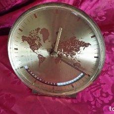 Relojes automáticos: RELOJ HORARIO MUNDIAL. Lote 121434419