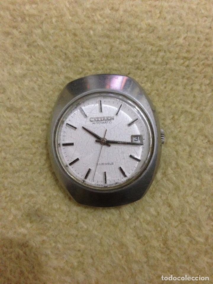 RELOJ CITIZEN AUTOMÁTICO 21 JEWELS (Relojes - Relojes Automáticos)