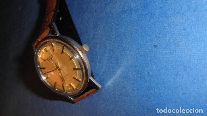 Relojes automáticos: LONGINES AUTOMATIC WATERPROOF - RELOJ AUTOMATICO , CALENDARIO , FUNCIONANDO PERFECTAMENTE - Foto 6 - 121793875
