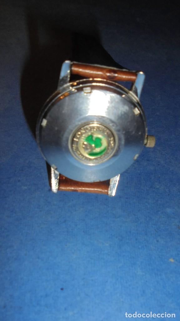 Relojes automáticos: LONGINES AUTOMATIC WATERPROOF - RELOJ AUTOMATICO , CALENDARIO , FUNCIONANDO PERFECTAMENTE - Foto 7 - 121793875
