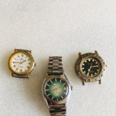 Relojes automáticos: LOTE RELOJES. Lote 121930216