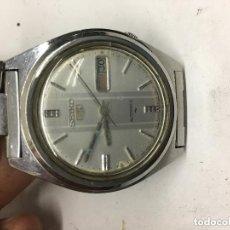 Relojes automáticos: RELOJ SEIKO AUTOMATICO N 5 DOBLE DIAL ESFERA DIFICIL FUNCIONANDO. Lote 121959935