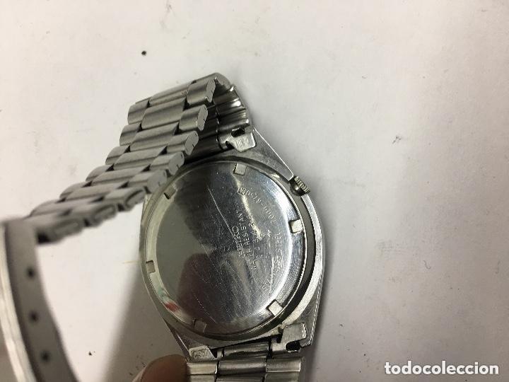 Relojes automáticos: RELOJ SEIKO AUTOMATICO N 5 DOBLE DIAL ESFERA DIFICIL FUNCIONANDO - Foto 2 - 121959935