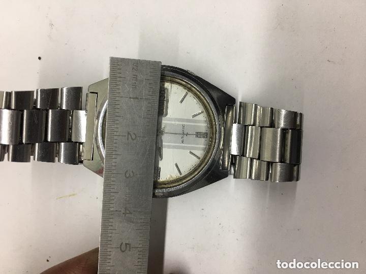 Relojes automáticos: RELOJ SEIKO AUTOMATICO N 5 DOBLE DIAL ESFERA DIFICIL FUNCIONANDO - Foto 6 - 121959935