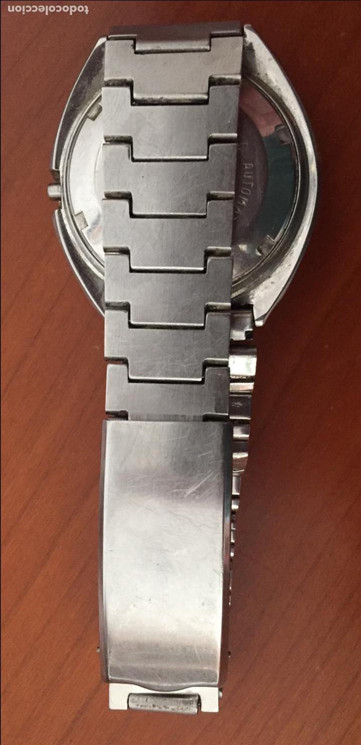 Relojes automáticos: RELOJ AUTOMATICO TITAN TP-073 25 Jewels Incabloc - Foto 4 - 121966951
