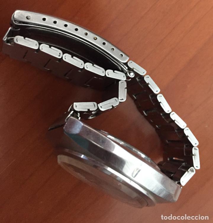 Relojes automáticos: RELOJ AUTOMATICO TITAN TP-073 25 Jewels Incabloc - Foto 5 - 121966951