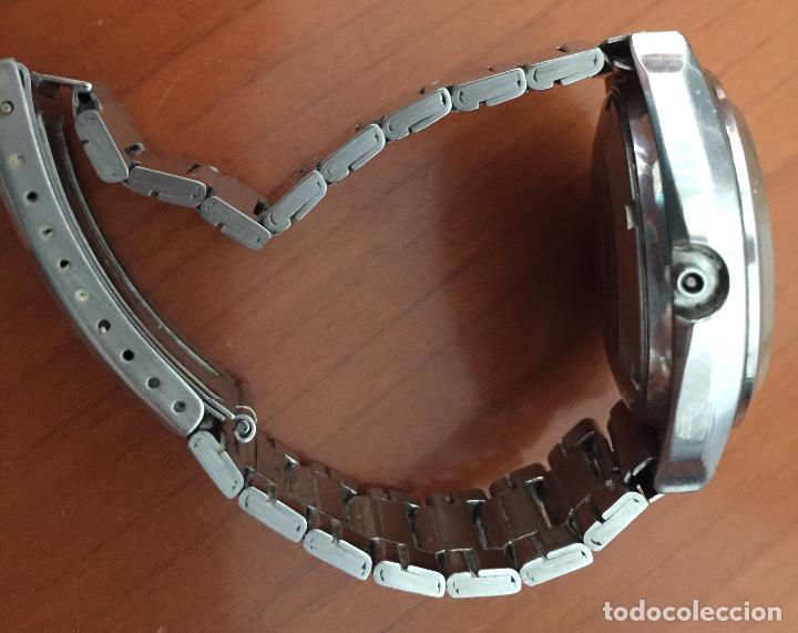 Relojes automáticos: RELOJ AUTOMATICO TITAN TP-073 25 Jewels Incabloc - Foto 7 - 121966951