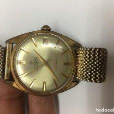 Relojes automáticos: RELOJ POTENS PRIMA AUTOMATICO 25 RUBIS CHAPADO ORO,FUNCIONANDO,. Lote 121967055