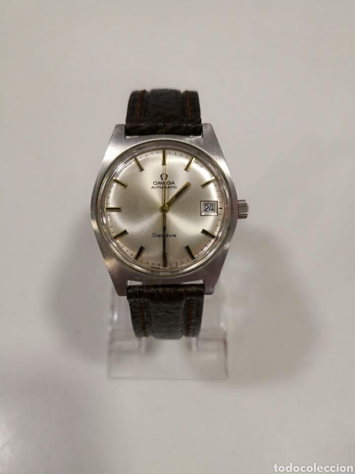 Calibre Automático Reloj Geneve Omega 565 35ALqRSc4j