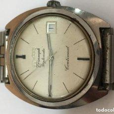 Relojes automáticos: RELOJ DUWARD DIPLOMATIC AUTOMATICO TRIUMPH CONTINUAL POCOS EJEMPLARES FUNCIONANDO. Lote 122004011