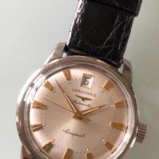 Relojes automáticos: RELOJ LONGINES AUTOMATIC CONQUEST. Lote 122032719