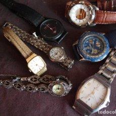 Relojes automáticos: LOTE DE RELOJES. VICEROY, ORIENT, BENCER.. REPUESTOS O REPARAR. Lote 122247307