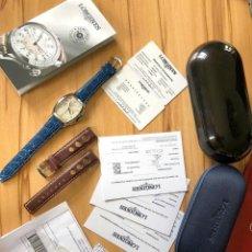 Relojes automáticos: LONGINES EVIDENZA CRONÓGRAFO. Lote 122673767