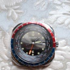 Relojes automáticos: ANTIGUO RELOJ SICURA. Lote 122856716