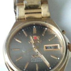 Relojes automáticos: RELOJ ORIENT AUTOMÁTICO CRYSTAL 21 JEWELS FUNCIONANDO. Lote 124264867