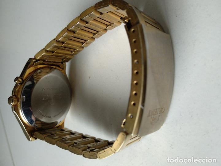 Relojes automáticos: Reloj Orient automático Crystal 21 jewels funcionando - Foto 3 - 124264867