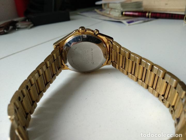 Relojes automáticos: Reloj Orient automático Crystal 21 jewels funcionando - Foto 4 - 124264867
