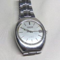 Relojes automáticos: RELOJ CITIZEN AUTOMÁTICO, 21 JEWELS - CAJA 35 MM - FUNCIONANDO. Lote 124308491