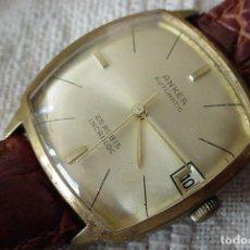 Relojes automáticos: RELOJ ANKER AUTOMATICO AÑOS 60. Lote 124435911