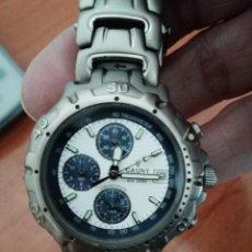 Relojes automáticos: RELOJ CAUNY. Lote 124712555