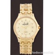 Relojes automáticos: RELOJ DE CABALLERO EN ORO MACIZO 18 KL. 750MM. Lote 124913535