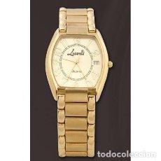 Relojes automáticos: RELOJ DE CABALLERO EN ORO MACIZO DE 18 KL..750MM. Lote 124915787