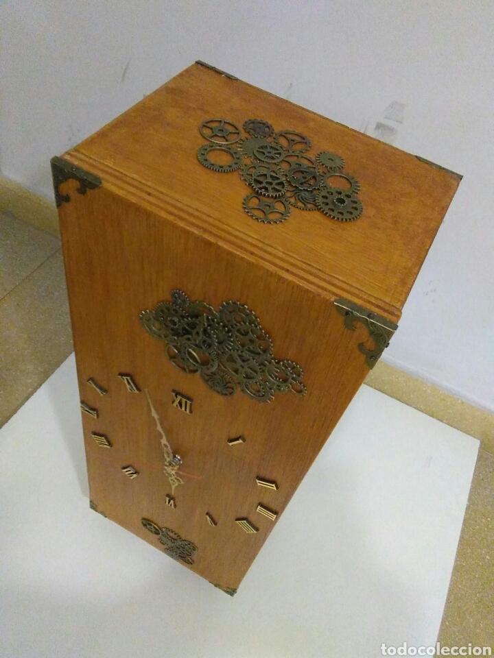 Relojes automáticos: Réloj caja májica - Foto 4 - 126171182