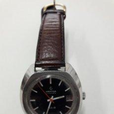 Relojes automáticos: RELOJ CERTINA DS-2, TORTUGA, AUTOMATIC, EN FUNCIONAMIENTO.. Lote 126521147