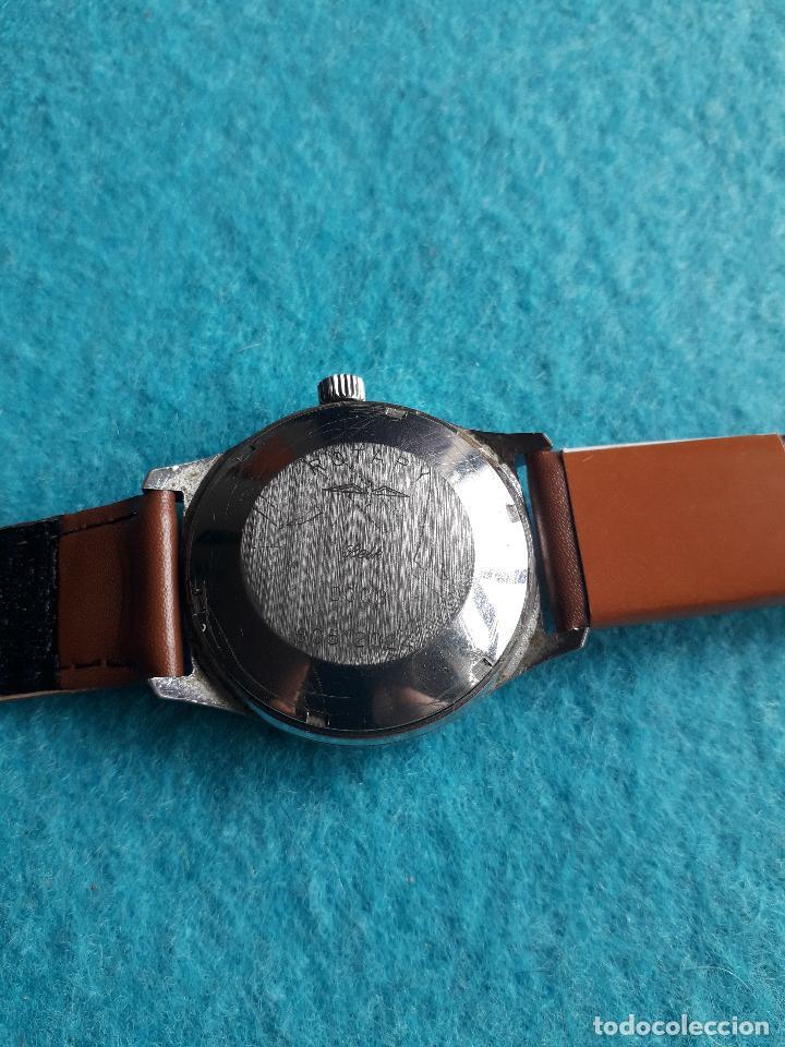 Relojes automáticos: Reloj Rotary Automátic. Clásico de caballero. Funcionando. - Foto 4 - 126583455