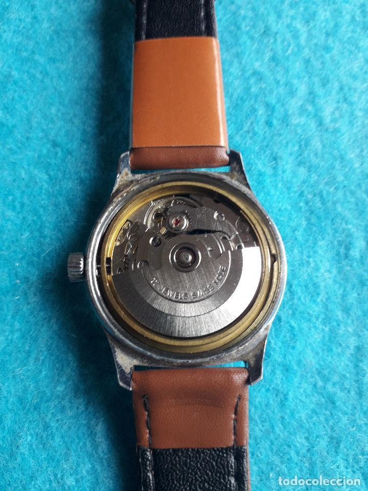 Relojes automáticos: Reloj Rotary Automátic. Clásico de caballero. Funcionando. - Foto 9 - 126583455