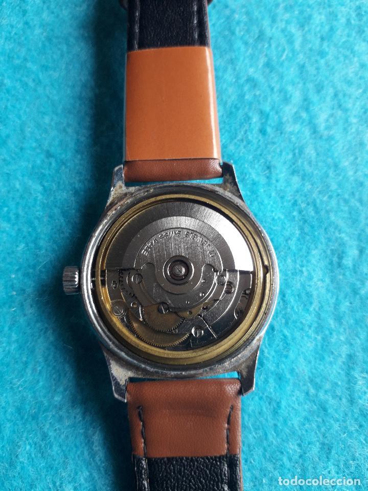 Relojes automáticos: Reloj Rotary Automátic. Clásico de caballero. Funcionando. - Foto 5 - 126583455