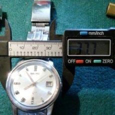 Relojes automáticos: RELOJ SEIKO AUTOMATIC 6119-8090 17 JEWELS. Lote 126791383