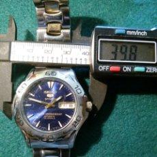 Relojes automáticos: RELOJ SEIKO 5 DIVER 23 JEWELS PRECIOSO RELOJ PARA COLECCION. Lote 126791875