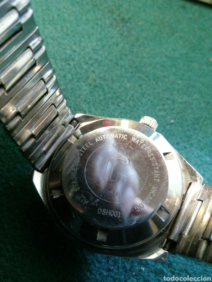 Relojes automáticos: Reloj Certina DS 3, 25 jewels automatic date -day swiss made - Foto 3 - 126795842