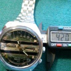 Relojes automáticos: ORIENT MULTIYEAR, ESFERA PERSONALIZADA AUTOMATIC DATE-DAY RELOJ MUY COTIZADO Y ESCADO. Lote 194210888