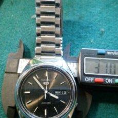 Relojes automáticos: RELOJ SEIKO 5 AUTOMATIC DATE-DAY MUY BONITO. Lote 126798863