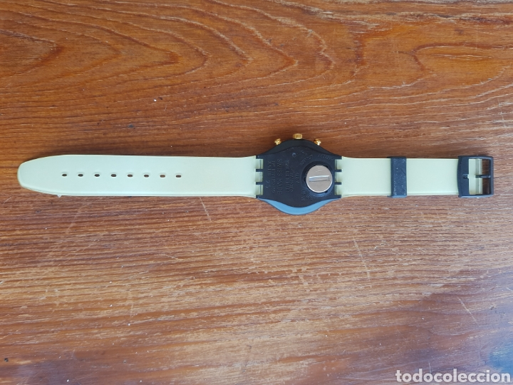 Relojes automáticos: Reloj suizo Swatch swiss. Vintage. - Foto 6 - 127738707