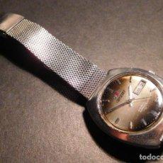 Relojes automáticos: RELOJ PULSERA CABALLERO - ORIENT 21 JEWELS AUTOMATIC - ACERO - MODELO OS530. Lote 138057342