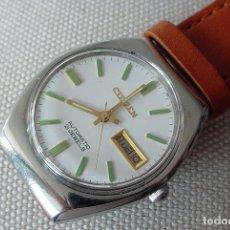 Relojes automáticos: RELOJ CITIZEN CLASICO AUTOMATICO. Lote 127996351