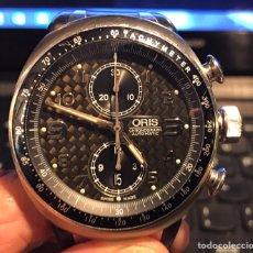 Relojes automáticos: RELOJ ORIS. CRONÓMETRO AUTOMATICO DE ACERO. EDICIÓN LIMITADA A 3.000 UNIDADES. Lote 128328246