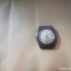 Relojes automáticos: RELOJ DE PULSERA EDOX AUTOMATICO Y CALENDARIO. Lote 128507959