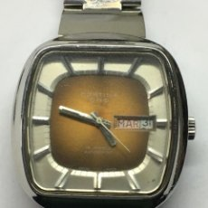 Relojes automáticos: RELOJ CERTINA ORO , AUTOMATICO 25 RUBIS ,EN MUY BUEN ESTADO. Lote 128646287