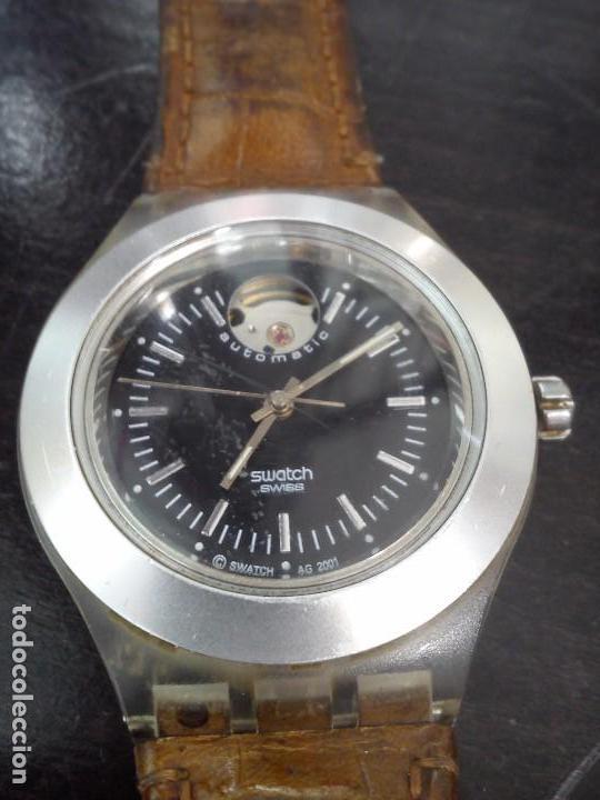 129013631 Mecánico Swatch Directa Vendido En Venta Automático PN0wXZ8nOk