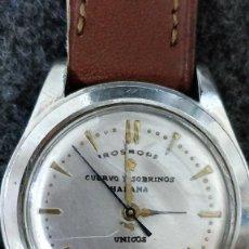 Relojes automáticos: RELOJ ROSKOPF CUERVO Y SOBRINOS, HABANA, 17 JEWELS. Lote 129213099