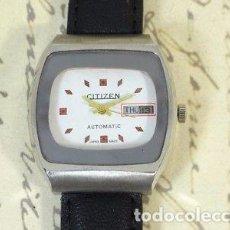 Relojes automáticos: RELOJ VINTAGE CITIZEN DE LOS 70 AUTOMATICO.. Lote 180504578