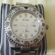 Relojes automáticos: RELOJ BLIGER GMT AUTOMATICO. Lote 130015679