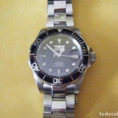 Relojes automáticos: RELOJ SUIZO INVICTA PROFESIONAL, AUTOMÁTICO. Lote 130015979