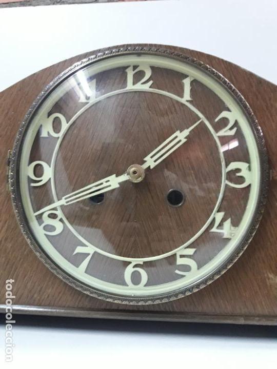 Relojes automáticos: RELOJ DE SOBREMESA. - Foto 11 - 43074706